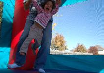 Kids enjoy jumper rentals from ELY Party Rentals, they're clean great and fun at a low price!