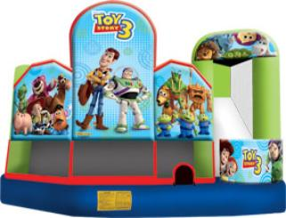Toy Story Bounce House rental, Toy story inflable rental